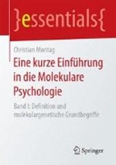 Eine kurze Einführung in die Molekulare Psychologie
