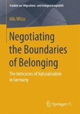 Negotiating the Boundaries of Belonging | Nils Witte |