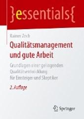 Qualitatsmanagement und gute Arbeit