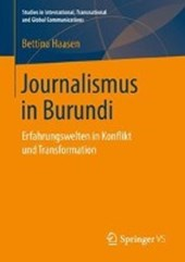Journalismus in Burundi
