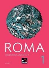 Roma A Wiederholungsheft zu den Lektionen 1-10