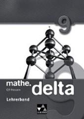 mathe.delta 9 Lehrerband Hessen (G9)