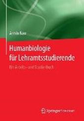 Humanbiologie für Lehramtsstudierende
