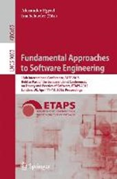 Fundamental Approaches to Software Engineering |  |