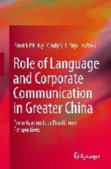 Role of Language and Corporate Communication in Greater China | auteur onbekend |