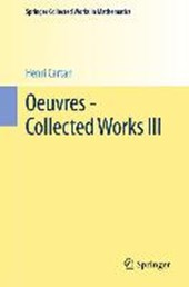 Oeuvres - Collected Works III | Henri Cartan |