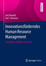 Innovationsförderndes Human Resource Management | Jens Rowold |
