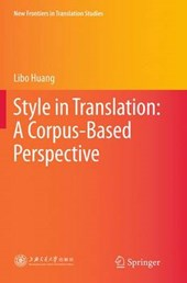 Style in Translation