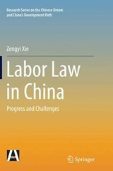 Labor Law in China | Zengyi Xie |