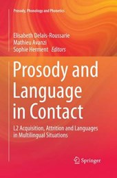 Prosody and Language in Contact