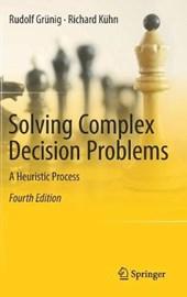 Solving Complex Decision Problems
