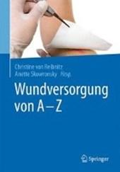 Wundversorgung von A - Z