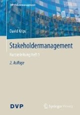 Stakeholdermanagement | David Krips |