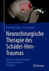 Neurochirurgische Therapie des Schadel-Hirn-Traumas