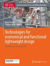 Technologies for economical and functional lightweight design