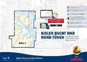 Sportbootkarten Satz 1: Kieler Bucht und Rund Fünen (Ausgabe 2017)