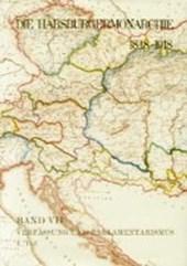 Die Habsburgermonarchie 1848-1918 Band VII/1: Verfassung und Parlamentarismus