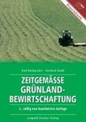 Zeitgemäße Grünland-Bewirtschaftung