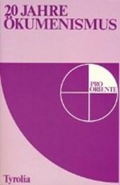 20 Jahre Ökumenismus