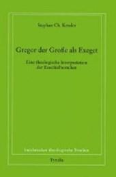 Gregor der Grosse als Exeget