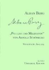 Pelleas und Melisande von Arnold Schönberg. Thematische Analyse