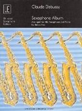 Claude Debussy Saxophone Album