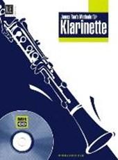 James Rae's Methode für Klarinette mit CD
