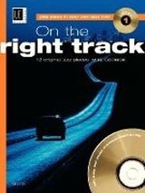 On the Right Track mit PLAY ALONG CD | auteur onbekend |