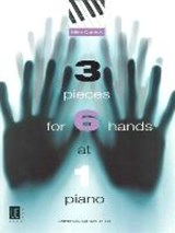 3 Pieces for 6 Hands at 1 Piano | auteur onbekend |