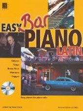 Easy Bar Piano - Latin mit CD