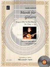 Karl Scheit - Musik für Gitarre