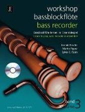 Workshop Bassblockflöte 3 mit CD