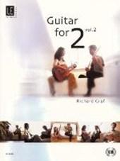 Guitar for 2. Band 2. Ausgabe mit CD