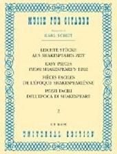 Leichte Stücke aus Shakespeares Zeit