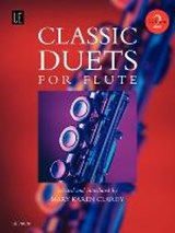 Classic Duets for Flute. Für 2 Flöten. Spielpartitur. Winner of the National Flute Association Music Award | auteur onbekend |