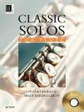 Classic Solos for Flute 1. Ausgabe mit CD