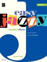 Easy Jazzy Duets - Clarinets | auteur onbekend |