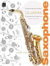 Introducing Saxophone - Quartets