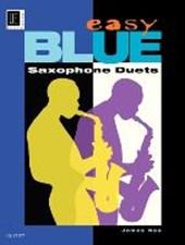 Easy Blue Saxophone Duets
