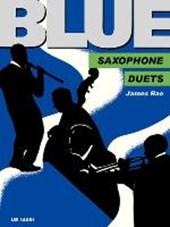 Blue Saxophone Duets