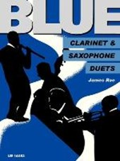 Blue Duets for Clarinet and Alto Saxophone