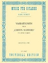"Variationen über ""Green Sleeves"""