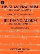 UE-Klavieralbum für junge Pianisten - Musik des 20. Jahrhunderts