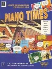 Piano Times 2: 20.Jahrhundert mit Cartoons