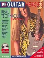 Guitar Heroes - Real Technique mit CD