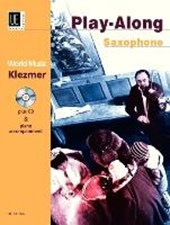Klezmer - PLAY ALONG Saxophone |  |