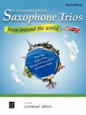 Saxophone Trios from Around the World