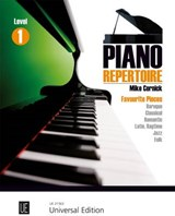 Piano Repertoire Level | auteur onbekend |