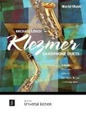 Klezmer Saxophone Duets