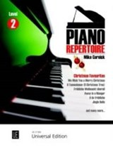 Piano Repertoire Level 2 - Christmas | auteur onbekend |
